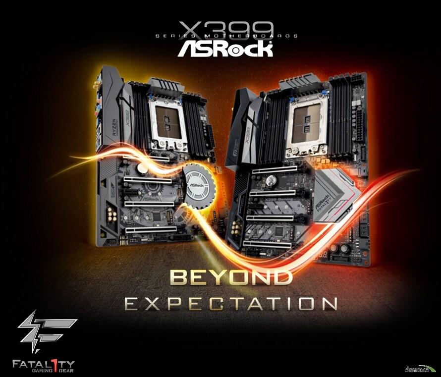 BEYOND EXPECTATION        애즈락 X399 게이밍 에즈윈