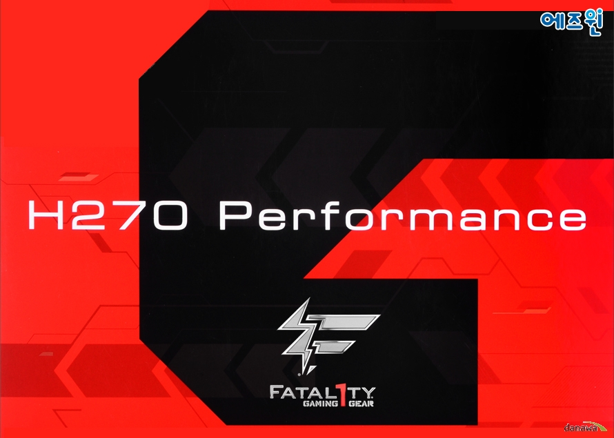 ASRock 에즈윈H270 Performance FATALTY GAMING GEAR