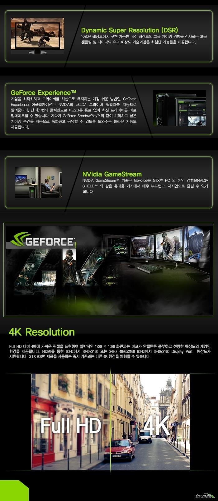 inno3D 지포스 GTX980 OC D5 4GB X3 HerculeZ 제품 기술설명