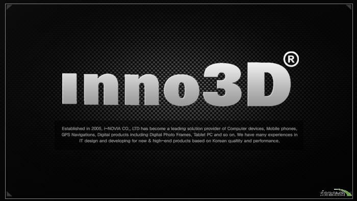 inno3D 지포스 GTX980 OC D5 4GB X3 HerculeZ 제조사 이미지