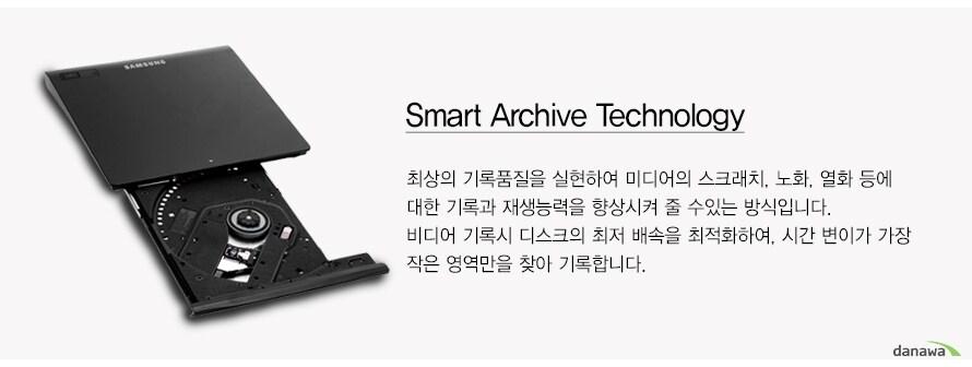 Smart Archive Technology