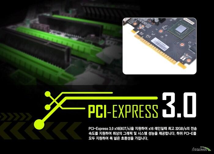 XENON 지포스 GTX750 D5 1GB STORM X Dual OC 기술정보