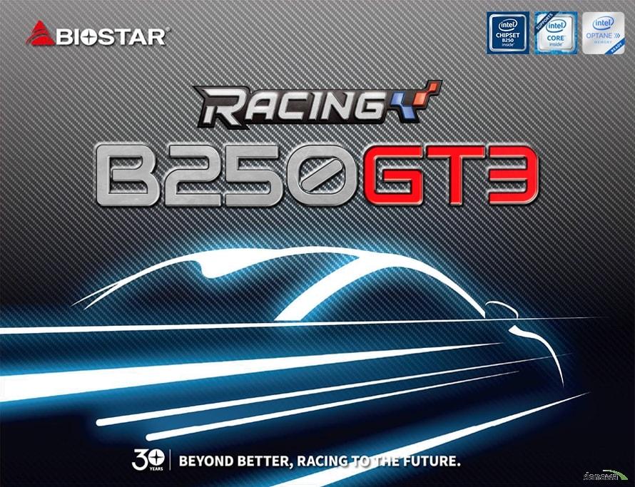 BIOSTAR B250 GT3 RACING