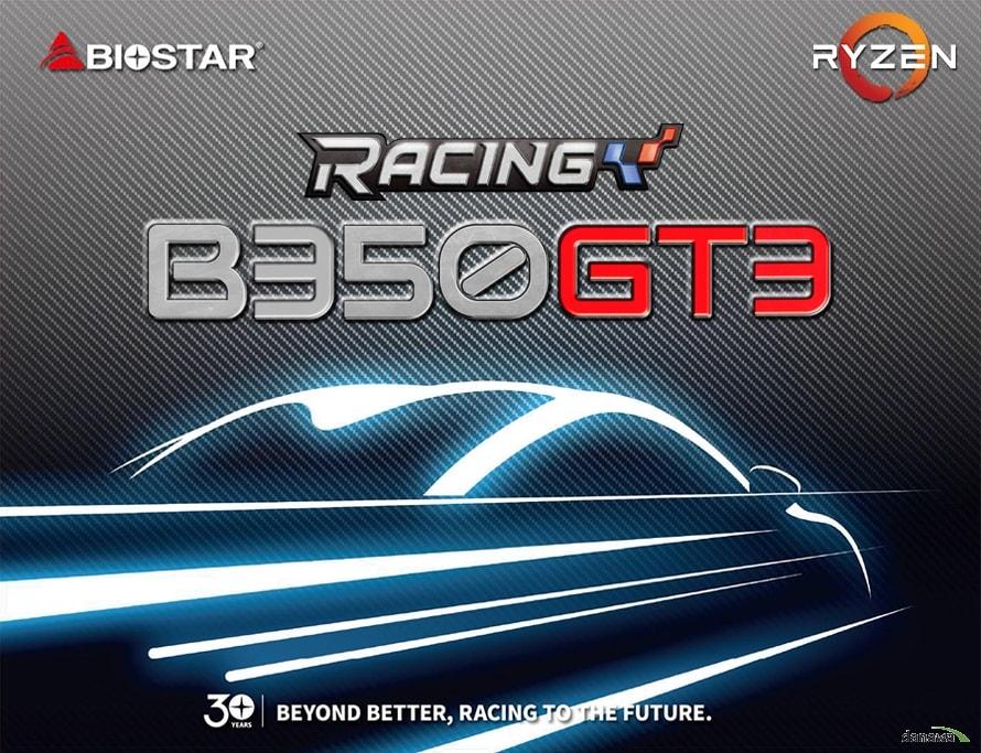 BIOSTAR B350 GT3 RACING