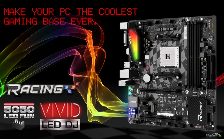 MAKE YOUR PC THE COOLEST GAMING BASE EVER