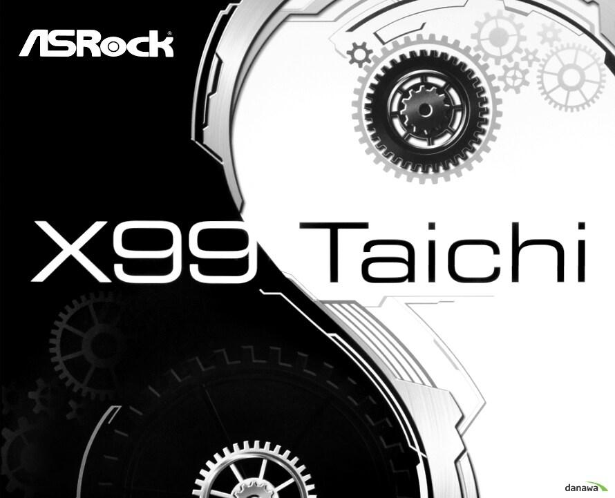 ASRock X99 Taichi 에즈윈