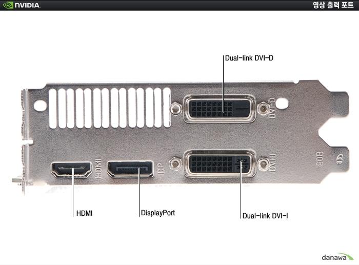 XENON 지포스 GTX780 Ti JETSTREAM D5 3GB 단자