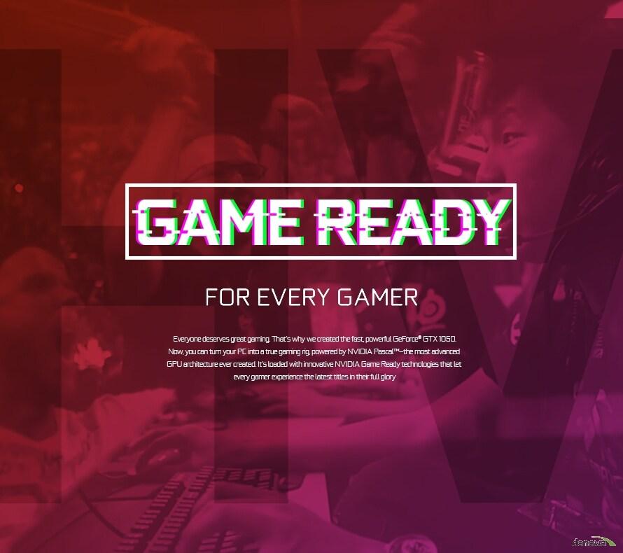 게임 레디 퍼 에브리 게이머